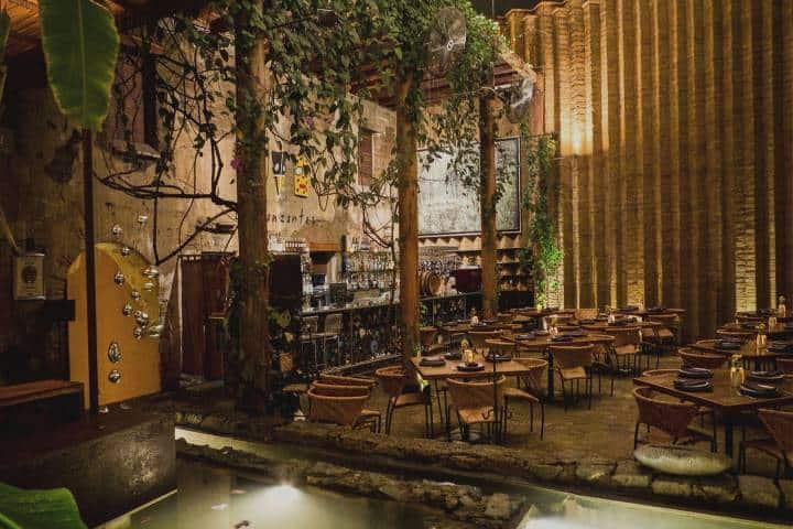 Restaurante Los Danzantes es una opción en dónde comer en Oaxaca Foto: Los danzantes