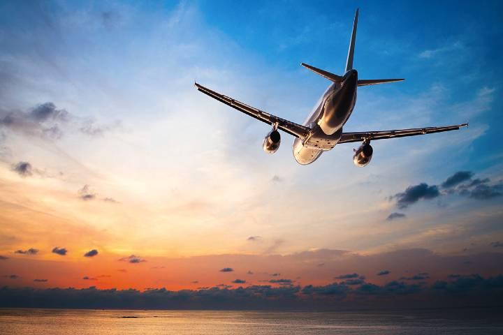 Llegar en avión a Oaxaca es posible desde muchos puntos de México Foto: Archivo