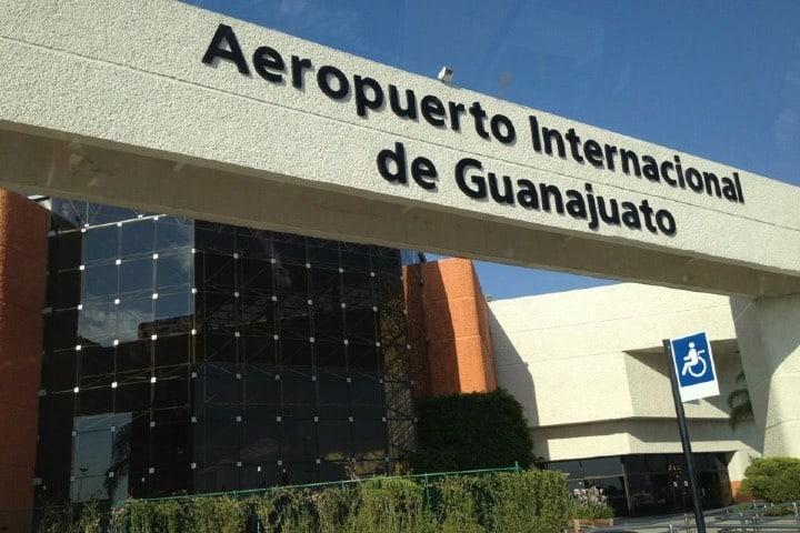 Aeropuerto Internacional de Guanajuato Foto Archivo