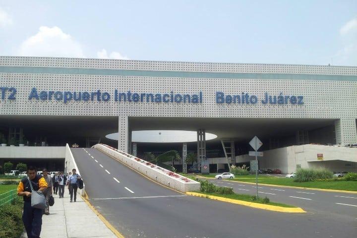 Aeropuerto Internacional de la Ciudad de México Foto: Archivo