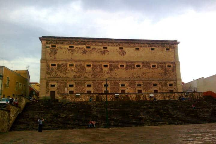 Visitar la Alhondiga de Granadinas, es algo que hacer en Guanajuato, Ciudad Patrimonio Foto: Carlos Villegas
