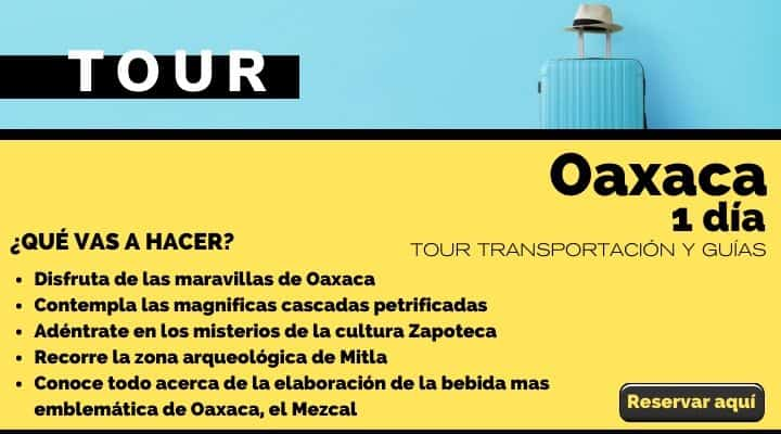 Tour Oaxaca. Arte El Souvenir
