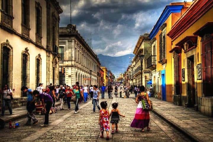 Disfruta de las fiestas, ferias y clima de Oaxaca Foto: El imparcial de Oaxaca