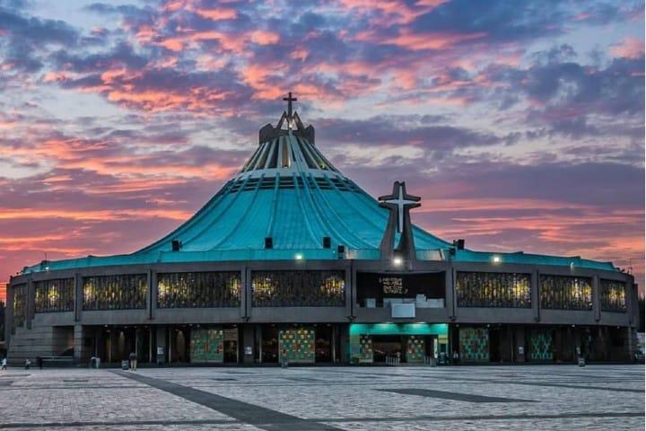 Basílica de Guadalupe Foto: Turismo Ciudad de México