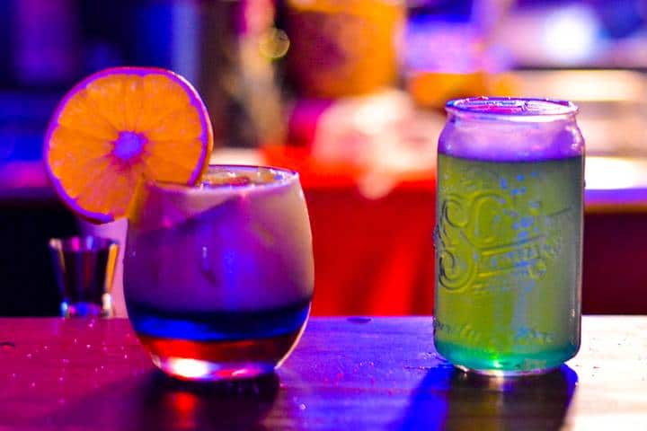 Bebidas para los adultos Foto: Flickr