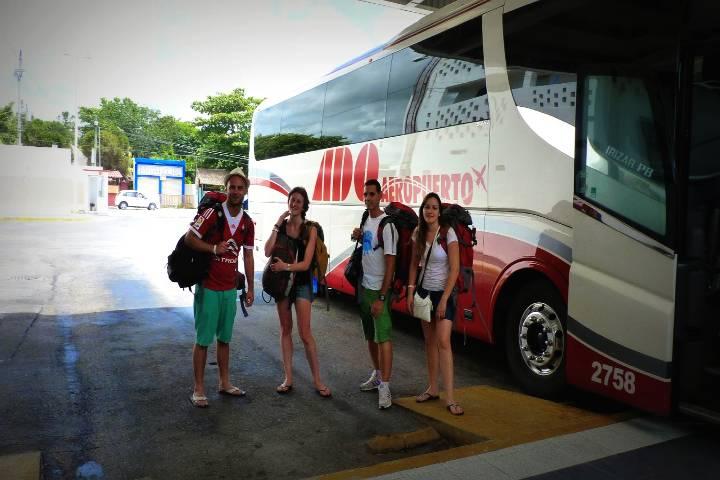 Puedes llegar a Oaxaca en autobús Foto: Archivo