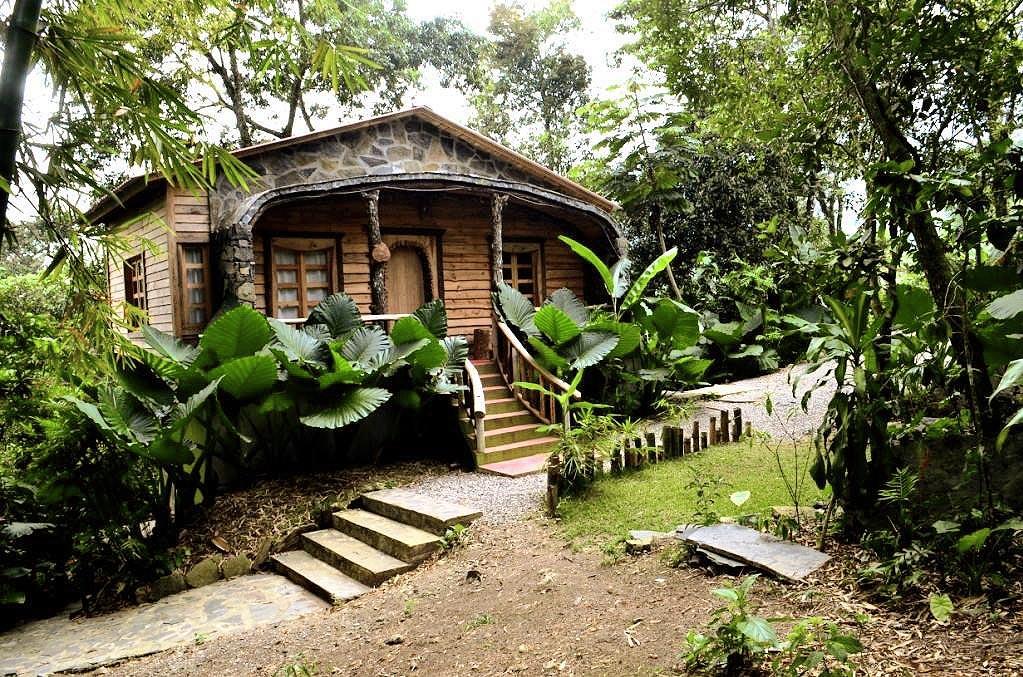 Cabaña de Tapasoli. Foto por Tapasoli hotel