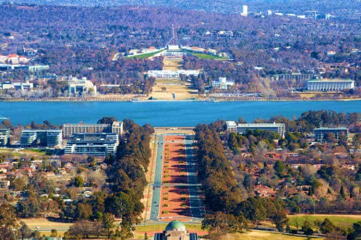 Canberra es la capital de Australia, ¿cierto? Foto: Jo Shaw