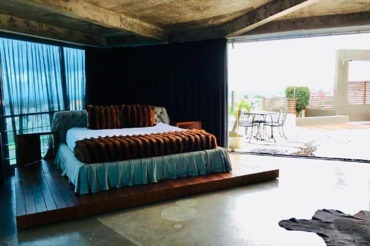 Habitaciones Foto: Hotel Cantil