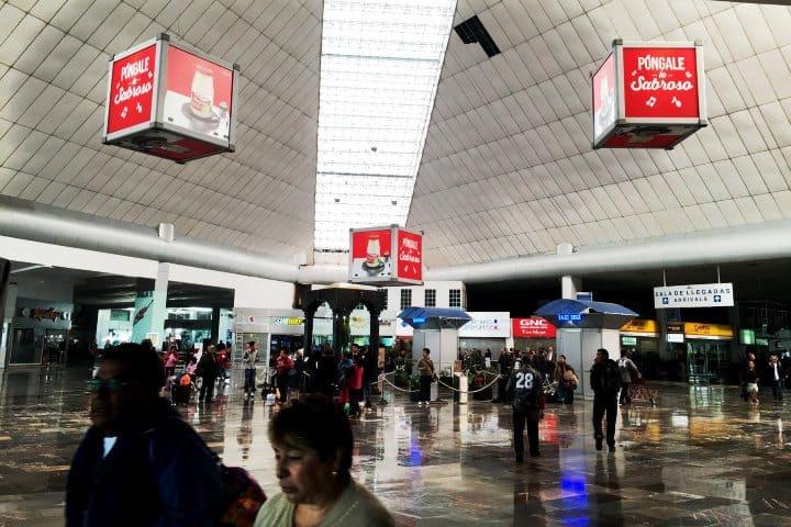 ¿Cómo llegar a la Ciudad de México? Toma un bus a la Central del Norte Foto: ISA Corporativo