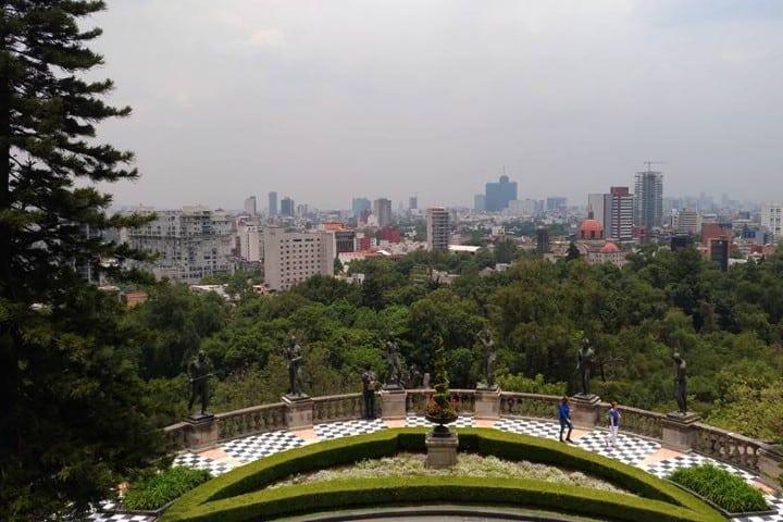 Disfruta de Chapultepec, hay muchas cosas que hacer allí Foto: La Ciencia del Turismo