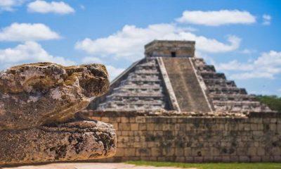 Chichén Itzá, una de las maravillas de México