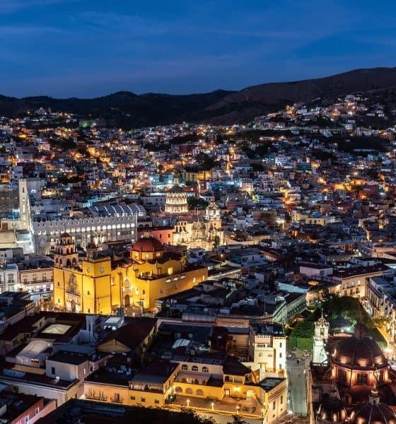 Ciudad de Guanajuato, Ciudad Patrimonio Foto Miguel Martínez