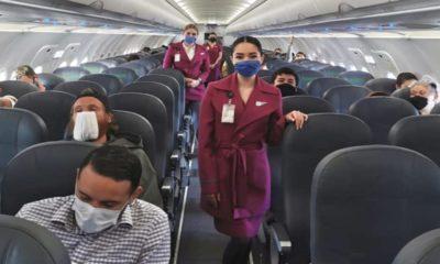 Campaña seguro vuelas con Volaris. Foto: Archivo