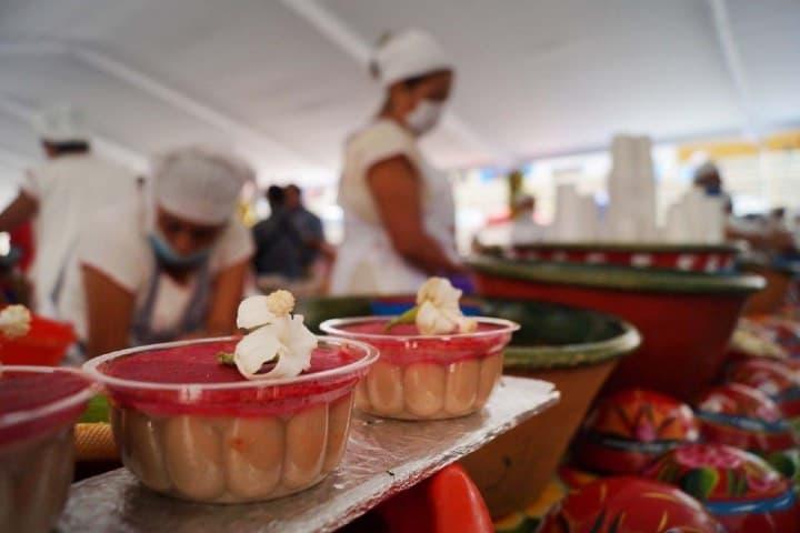Con el tejate se pueden realizar otros productos como gelatinas Foto Diario Marca