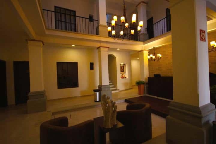 La comodidad está a la orden del día en estos hoteles Foto: Archivo