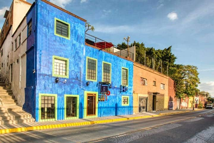 Un hotel céntrico y cómodo para hospedarte en Oaxaca Foto: Booking