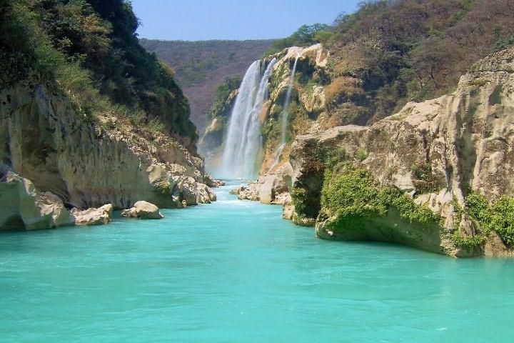 Descubre el Río Santa María Foto Archivo