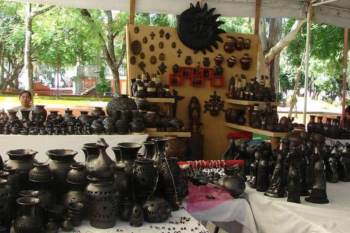 El barro negro de Oaxaca