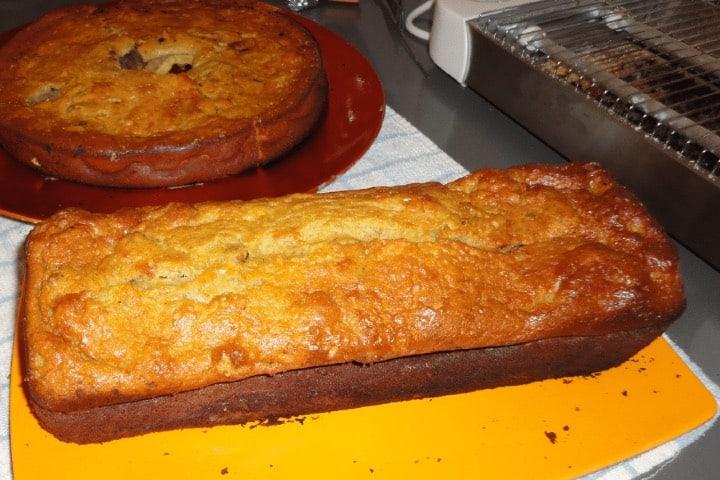 El pan de plátano es una delicia de la gastronomía de San Blas Foto Rafael Poveda