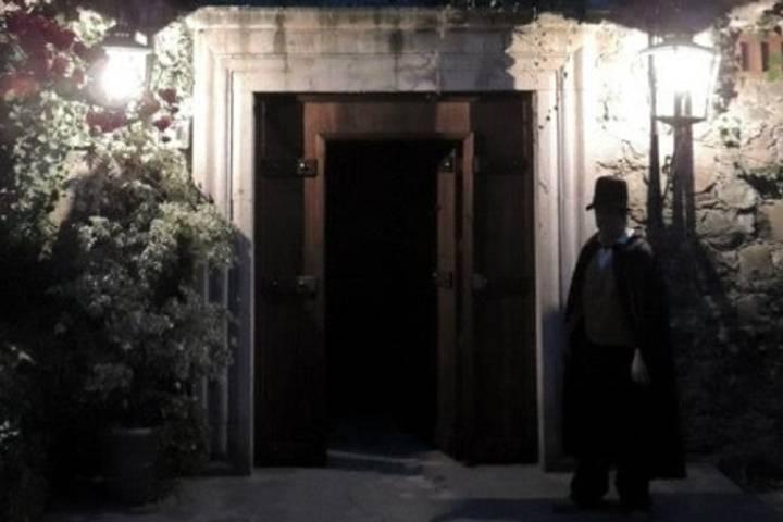 Entrada a la casa de los lamentos Foto: México Destinos