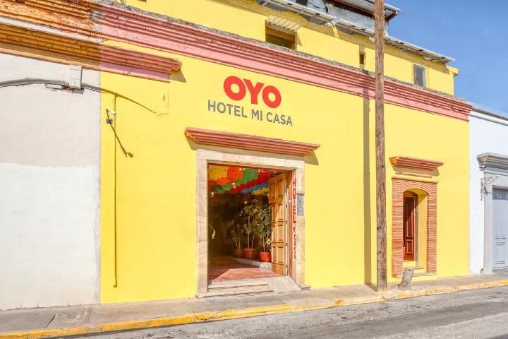 Esta es una opción para hospedarte en Oaxaca Foto Booking