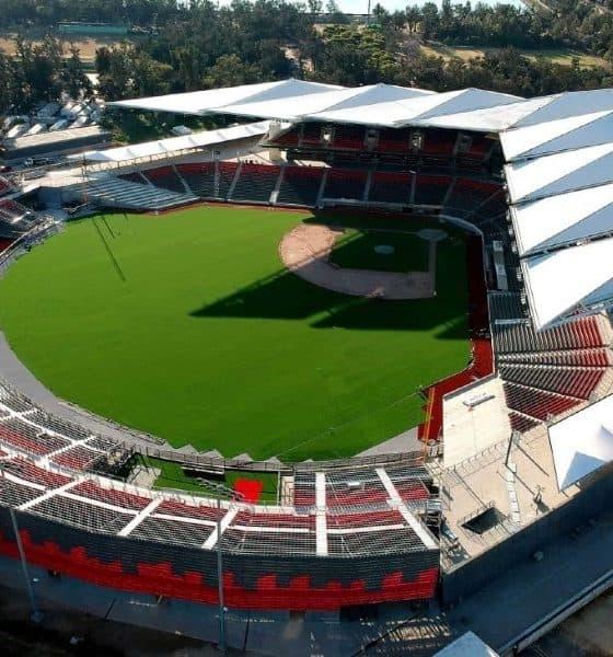 Estadio Alfredo Harp Helú Foto Diablos Rojos del México