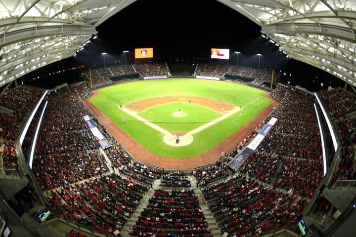 Estadio Alfredo Harp Helú Foto Diablos Rojos