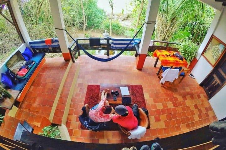 Este hotel sustentable está ubicado en un sitio con maravillosas vistas Foto Majahuitas Resort | Facebook