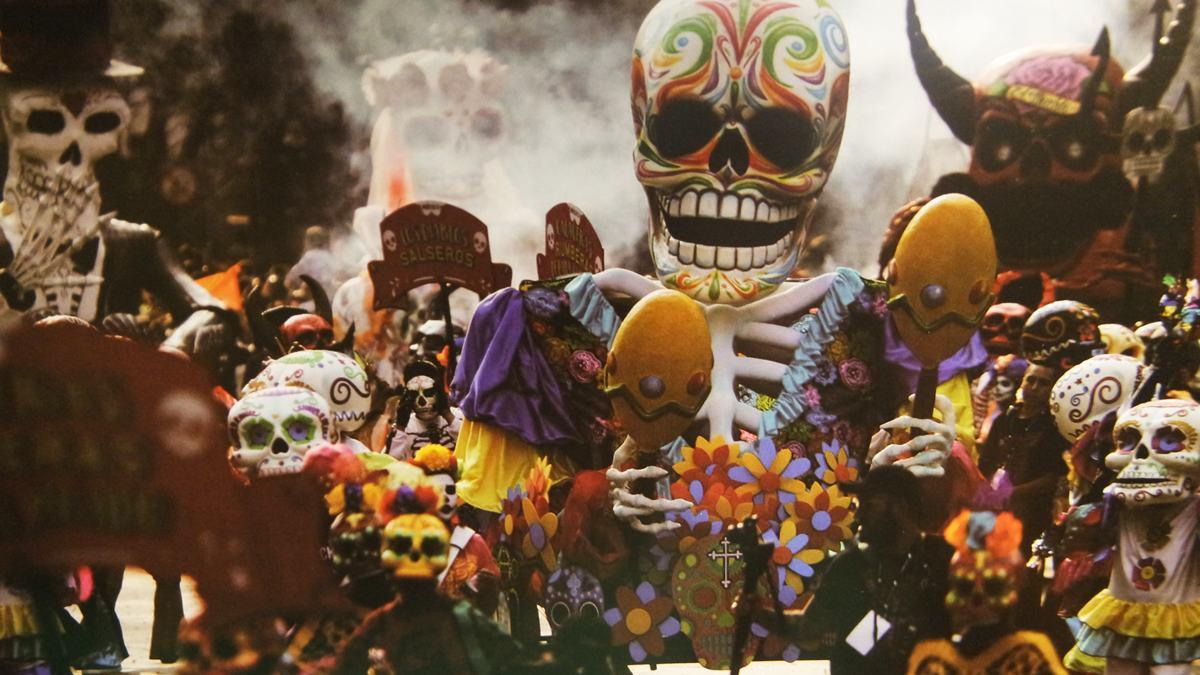 Fiestas y ferias de la cdmx. Portada Mexico desconocido