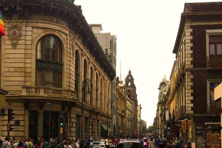 ¿Que hacer en la Ciudad de México Foto: Centro Histórico de la Ciudad de México