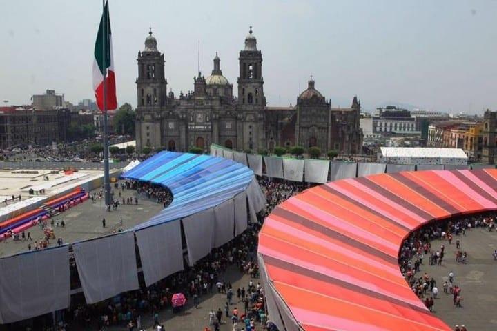 Foto: Feria Internacional de las Culturas Amigas