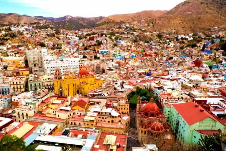 Fiestas, ferias y clima en Guanajuato Foto: Hansol