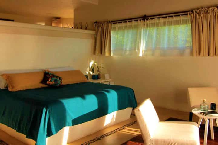 Las habitaciones del hotel ofrecen todas las comodidades Foto: Hotel Zoa