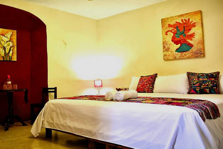 Hotel Balamkú. Foto: Hotel Balamkú