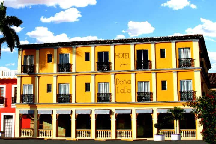 Hotel Doña Lala, ¿listo para disfrutar? Foto: Hotel Doña Lala
