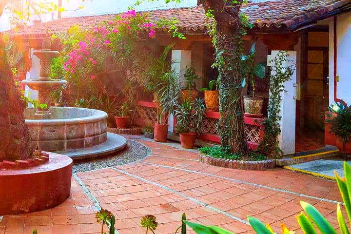 Hotel Embajadoras, es un lugar donde quedarse en Guanajuato Foto Hotel Embajadoras