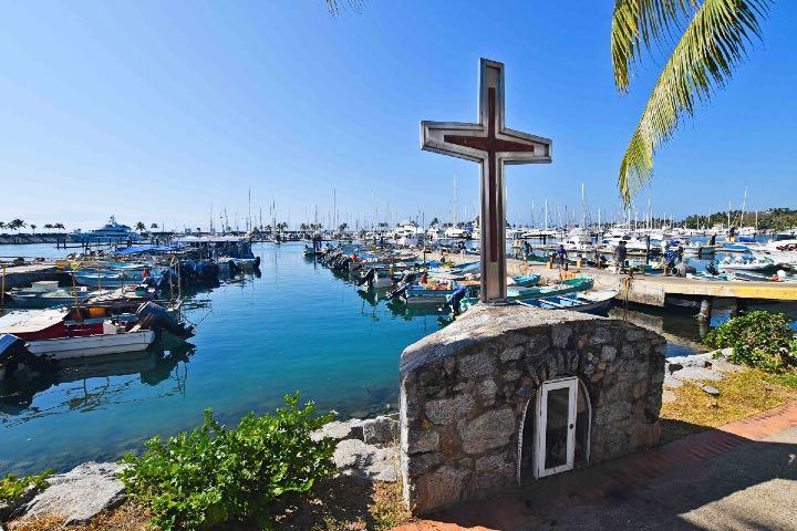 La Cruz de Huanacaxtle Foto Archivo