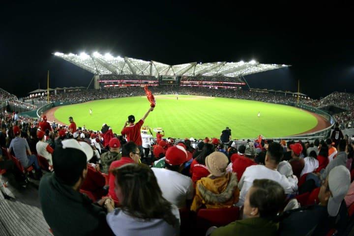 La afición del equipo disfruta en cada partido Foto Diablos Rojos del México