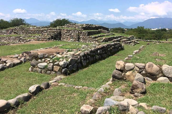 zona arqueológica La campana Foto: Flickr
