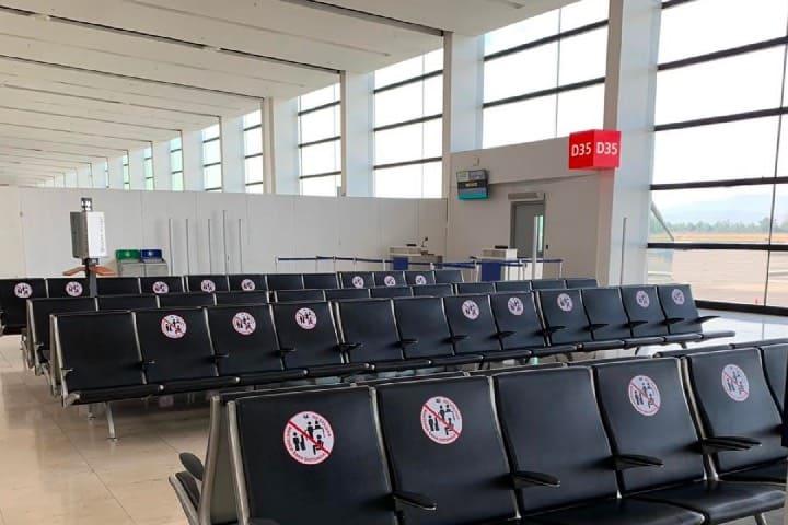 La nueva realidad de los viajes en México se refleja en los filtros y medidas de seguridad que usa Volaris Foto Volaris Cortesía