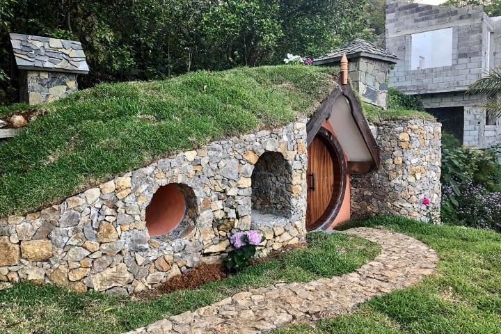 Las habitaciones del Hotel Tapasoli asemejan a las de La Comarca de El Hobbit Foto_ Hotel Tapasoli | Facebook