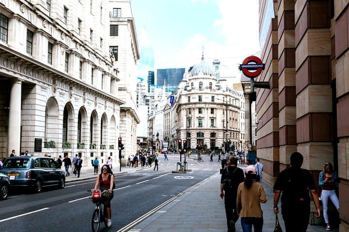 Londres. Foto Kai Pilger.