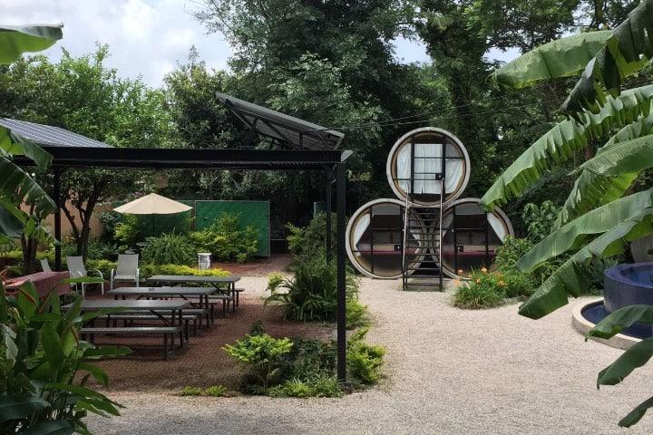 Los espacios del lugar son amigables con los animales y el medio ambiente Foto Tubohotel Facebook