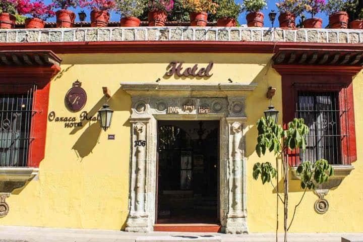 Los hoteles en Oaxaca te harán sentir como en casa Foto Archivo