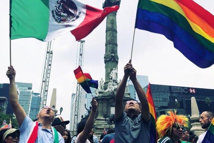 Marcha del Orgullo LGBT 2018 Foto: Ruido en la Red