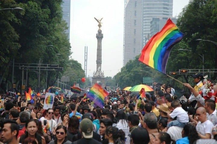 Entérate cómo se llevará a cabo la Marcha LGBT 2020 en México Foto Fuera del Closet