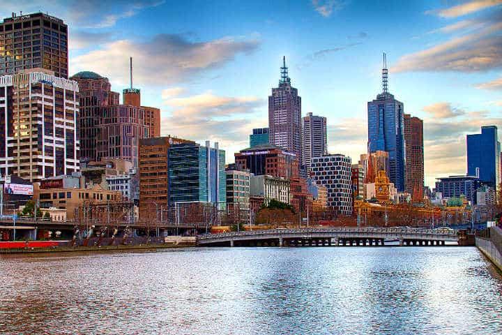 Melbourne es una ciudad partícipe de el efecto Mandela Foto: Dwayne