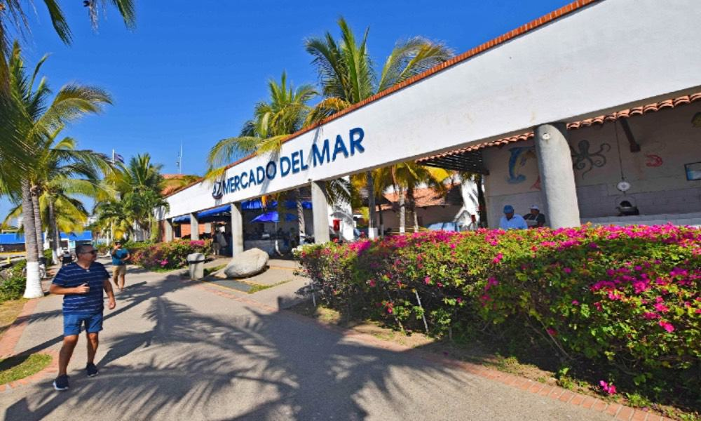 Mercado del Mar Foto: Riviera Nayarit Blog