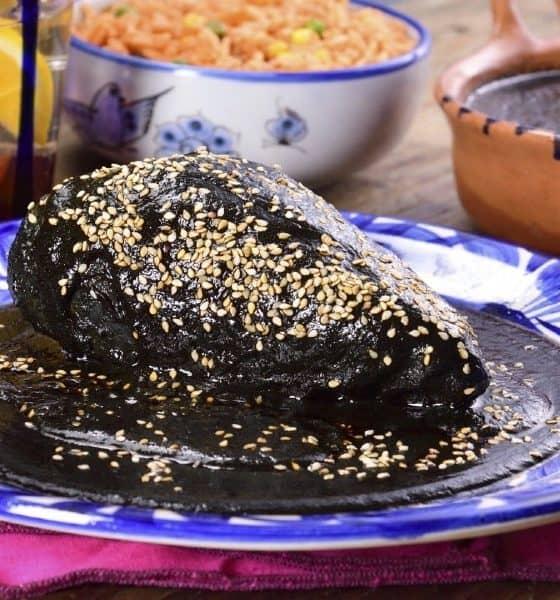 Mole de Oaxaca Foto Kiwilimon